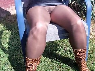 Spandex Angel Nylon Wet Dream Compilation